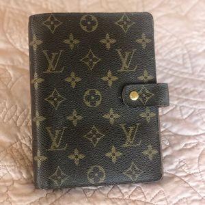 Louis Vuitton Day Planner